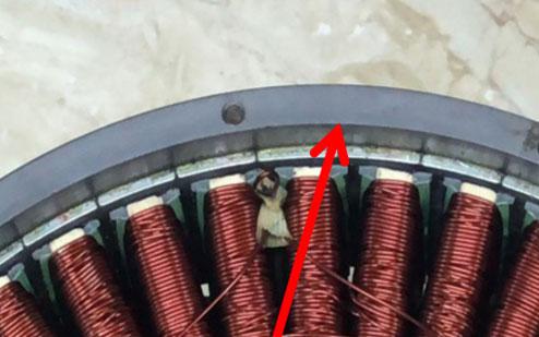 外转子电机