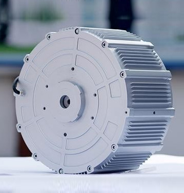 永磁直驱电机